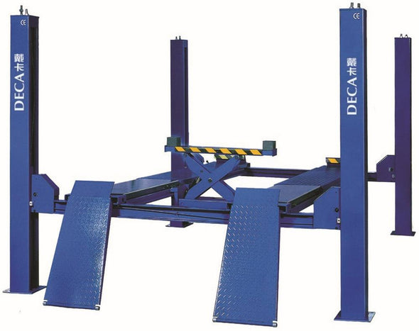 New SXJS5019 Type 4 Post alignment lift with manual release  5tons - BC&ACI