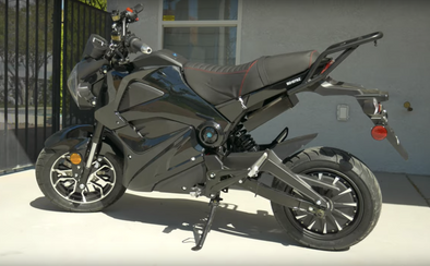 2000W E-Vader Electric Motorcycle I 2019 | Brushless 72V