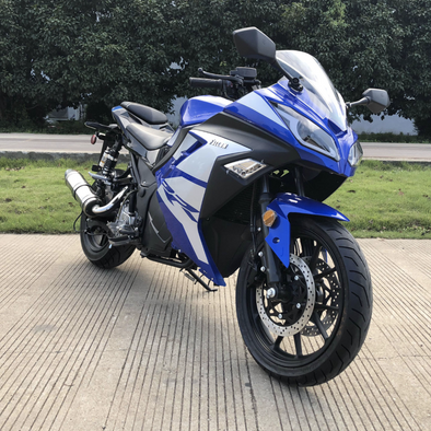 2018 Venom 250cc X22-GT Motorcycle - Fully Automatic - BC&ACI