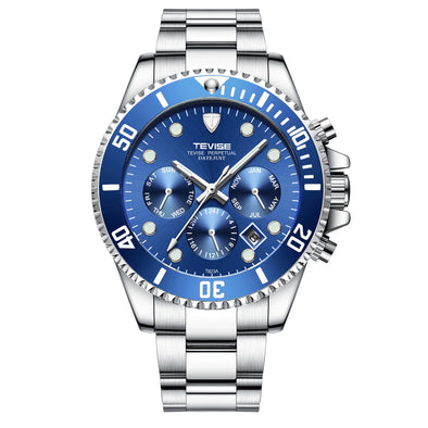 New Tevise Watch Men Automatic Mechanical Watches Sport Waterproof Self Winding Male Wristwatches - BC&ACI