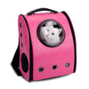 The capsule bag carrying pet cat breathable outdoor portable packaging