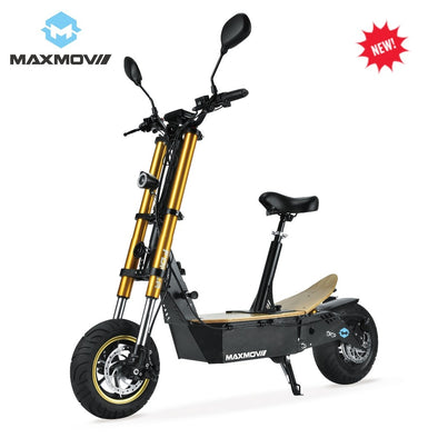 Top Quality Max Load 1500W  48V Hub Motor Wheel Adults E Scooter with EEC/COC Certificate