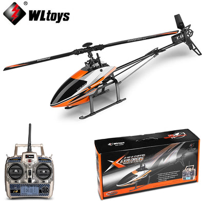 New WLtoys V950 Big Helicopter 2.4G 6CH 3D6G System RC Helicopter RTF Remote Control Toys - BC&ACI