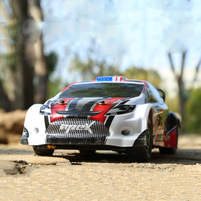 New Wltoys A949 Rc Car 1/18 2.4Gh 4WD Rally Car 100m Control distance 50Km/H Speed High Quality Car Body - BC&ACI