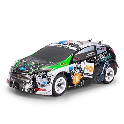 New Wltoys K989 1:28 RC Car 2.4G 4WD Brushed Motor 30KM/H High Speed - BC&ACI