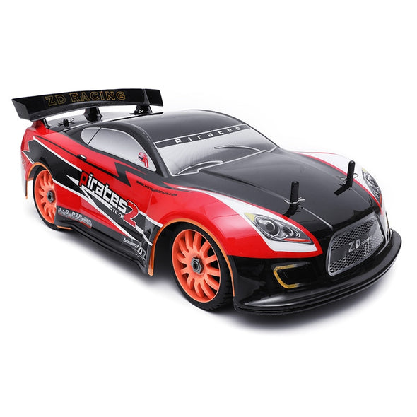 New ZD Racing Pirates2 TC-8 1/8 4WD Brushless Electric On Road Waterproof RC Car Drift  Remote Control Cars - BC&ACI