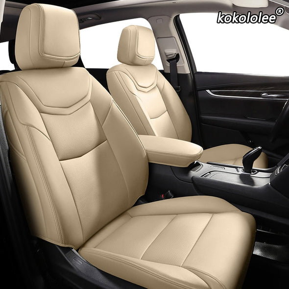 New kokololee Custom Leather car seat cover For VW - BC&ACI