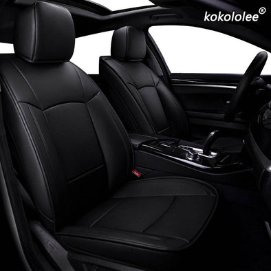 kokololee Custom Leather car seat covers For BMW 7 Series - BC&ACI