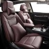 New kokololee Custom Leather car seat covers - BC&ACI