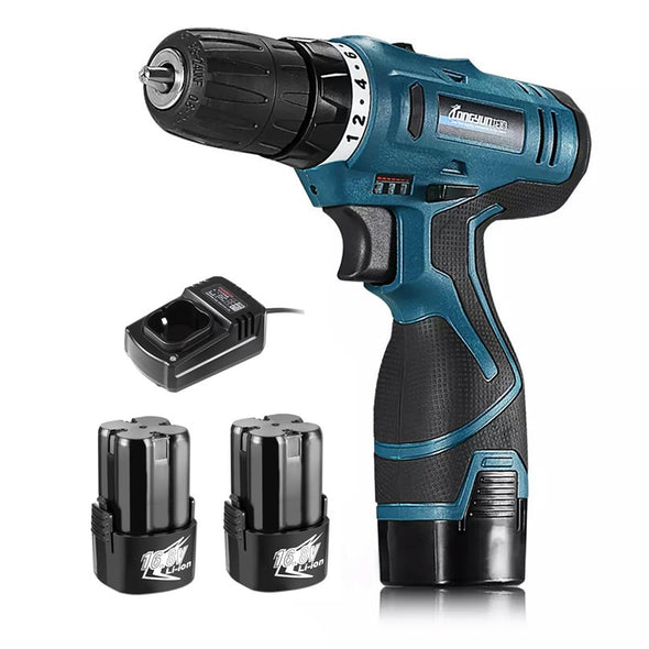 longyun 16.8V additional lithium-ion Battery Cordless Electric drill hole - BC&ACI