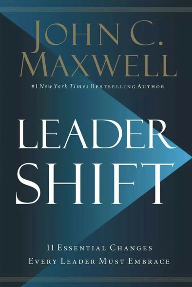 Leadershift: Leader Shift: 11 Essential- John Maxwell (Hardcover) NEW