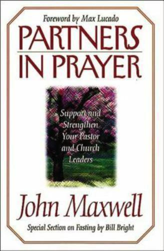 Partners in Prayer by Maxwell, John C. 9780785274391 - BC&ACI