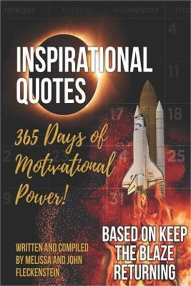 Inspirational Quotes: 365 Days of Motivational Power! (Paperback or Softback) 9781729074145