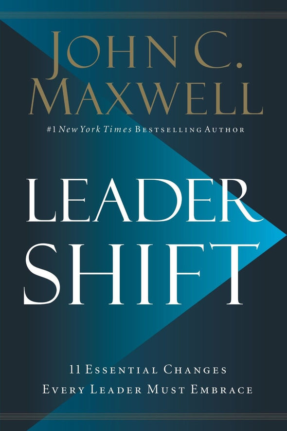 New Leadershift The 11 Essential by John C Maxwell Motivational Hardcover - BC&ACI
