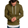NEW hoodies brand long sleeve solid hoodie Men's big size - BC&ACI