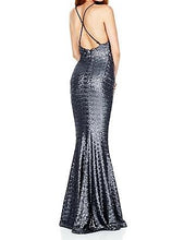 Nookie Dusk Til Dawn Gown Pewter