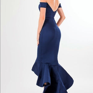 Portia & Scarlett Nadine Dress Navy