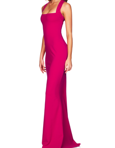 Nookie Viva 2 Way Gown Hot Pink
