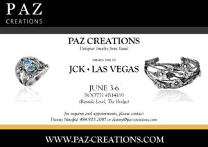 Paz Creations is Going to Las Vegas!
