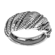 Sterling Silver Shrimp Ring  - Paz Creations Jewelry