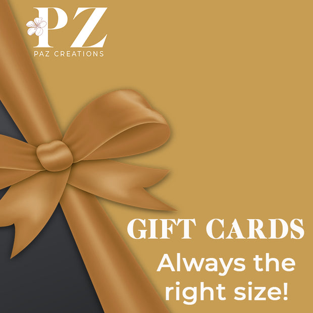 Gift and Be Gifted - Paz Creations