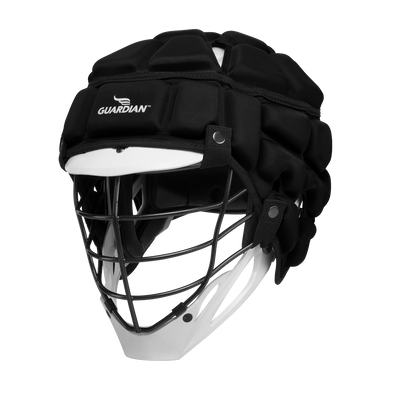 Lacrosse Guardian Cap – Black