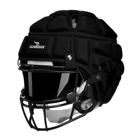 Football Guardian Cap – Black
