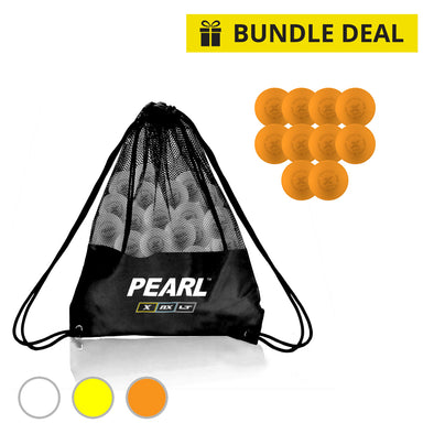 Special Bundle: 50-Count PEARL X + 10-Count Orange PEARL X Free