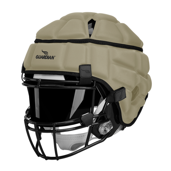 Football Guardian Cap – Vegas Gold