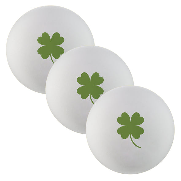 March Lucky Clover - PEARL X Lacrosse Balls