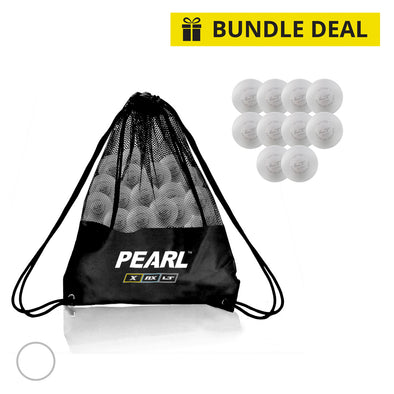 Special Bundle: 50-Count White PEARL LT + 10 Free