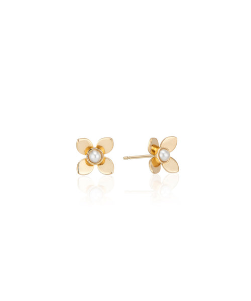 Medium Fleur Earrings