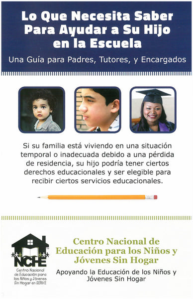Parent Booklet (Spanish)
