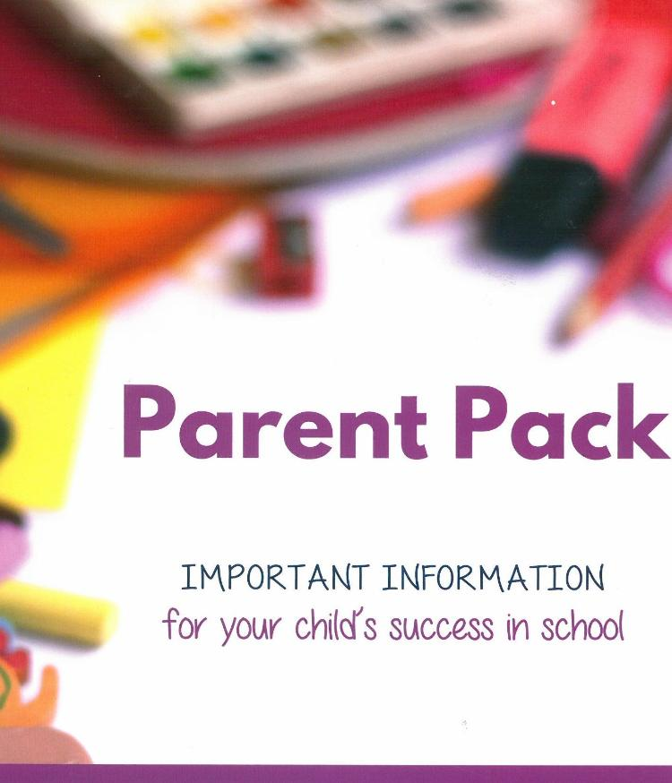 Parent Pack Pocket Folder