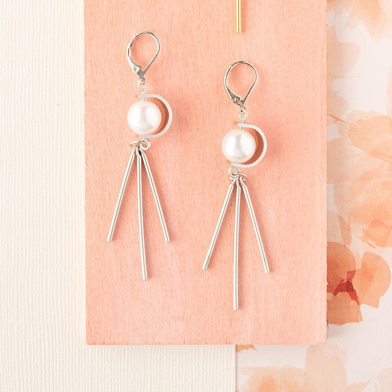 Pearl Pin Dangle