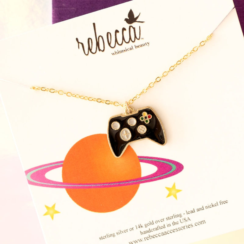 Game Controller Necklace - Children's