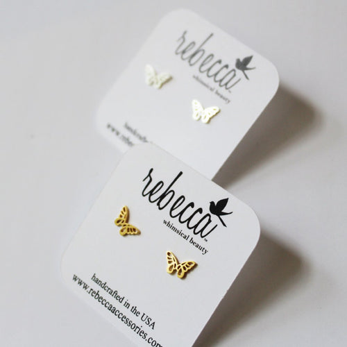 Butterfly Outline Post Wholesale