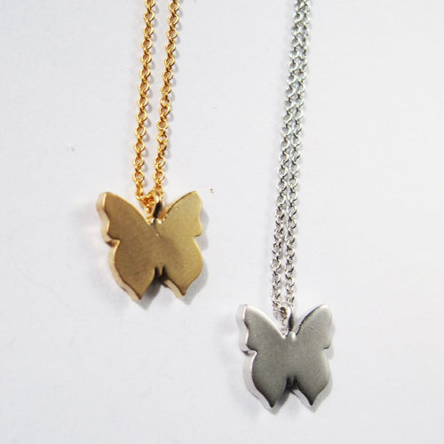 Butterfly Flight Necklace