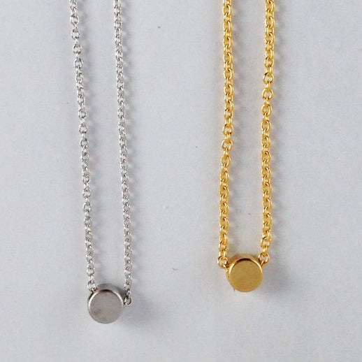 Dot Necklace Wholesale