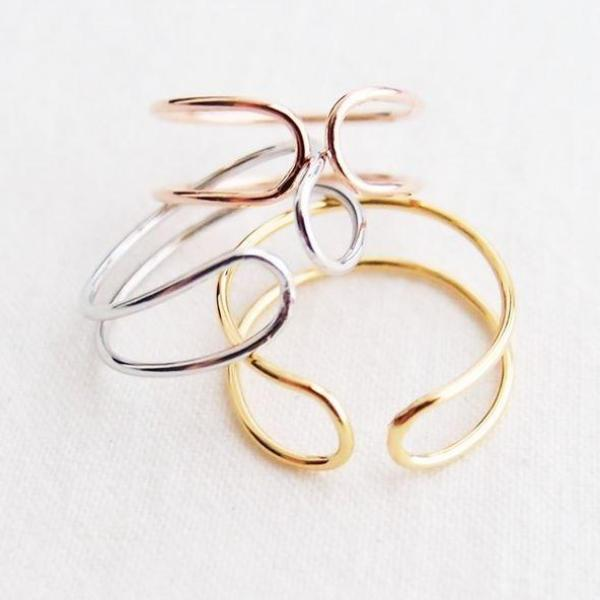 Double Wrap Ring Wholesale