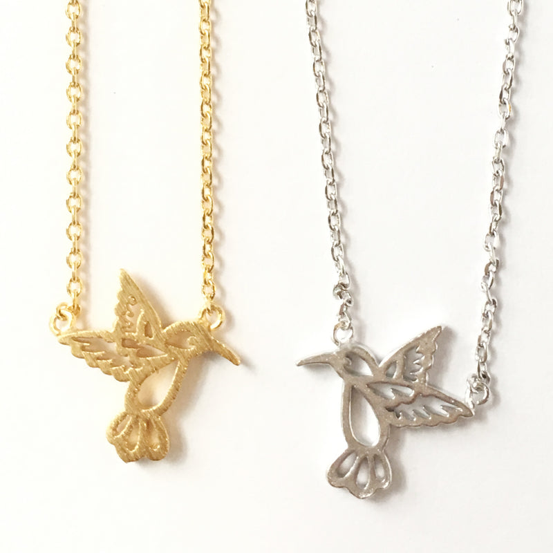 Hummingbird Necklace Wholesale