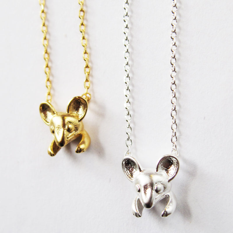 Mouse Necklace Wholesale