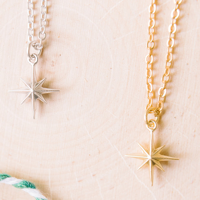 North Star Necklace Wholesale