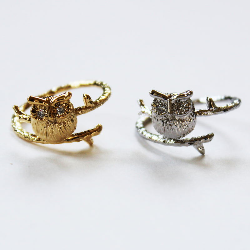 Owl Wrap Ring Wholesale