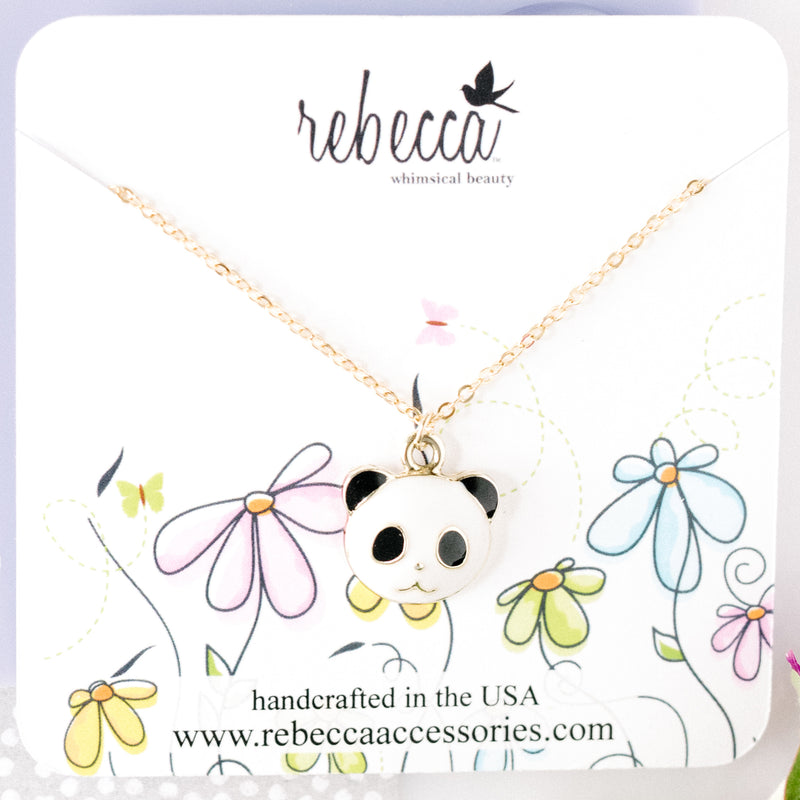 Panda Necklace Wholesale