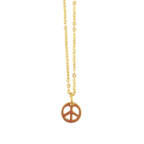Peace Sign Necklace Wholesale