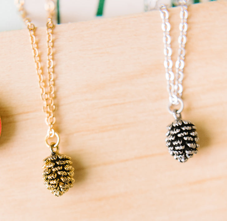 Pinecone Necklace Wholesale