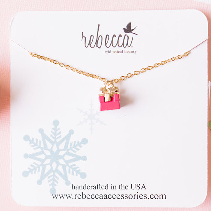 Pink Gift Necklace Wholesale