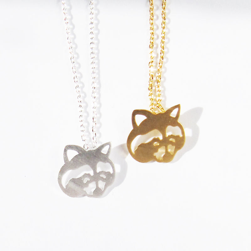 Raccoon Necklace Wholesale