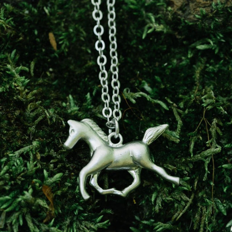 Running Horse Necklace Wholesale